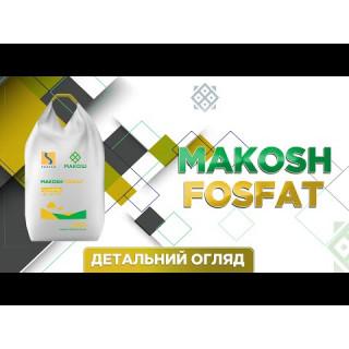 Детальний огляд добрива Makosh Fosfat