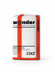 Wonder Leaf Red, 25кг