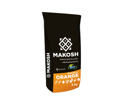 MAKOSH ORANGE BASED ON AMINO ACIDS, 5 kg
