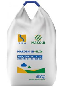 MAKOSH 18+ B, Zn 500 кг