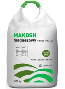 MAGNEZOWY MAKOSH + MICRO (Mn, Cu), 500 kg