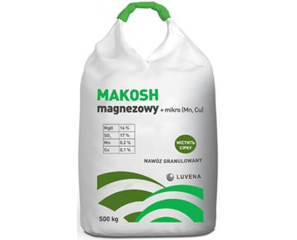 MAGNEZOWY MAKOSH + MICRO (Mn, Cu),  500 кг